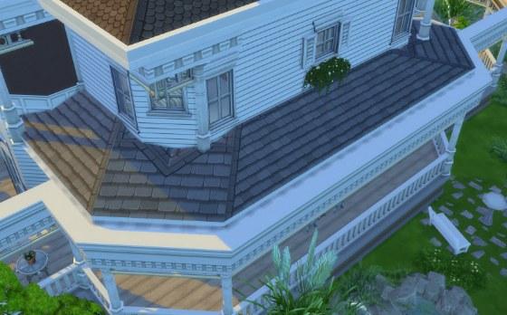 Tutorial bauen ist kein hexenwerk sim forum for Sims 4 dach bauen