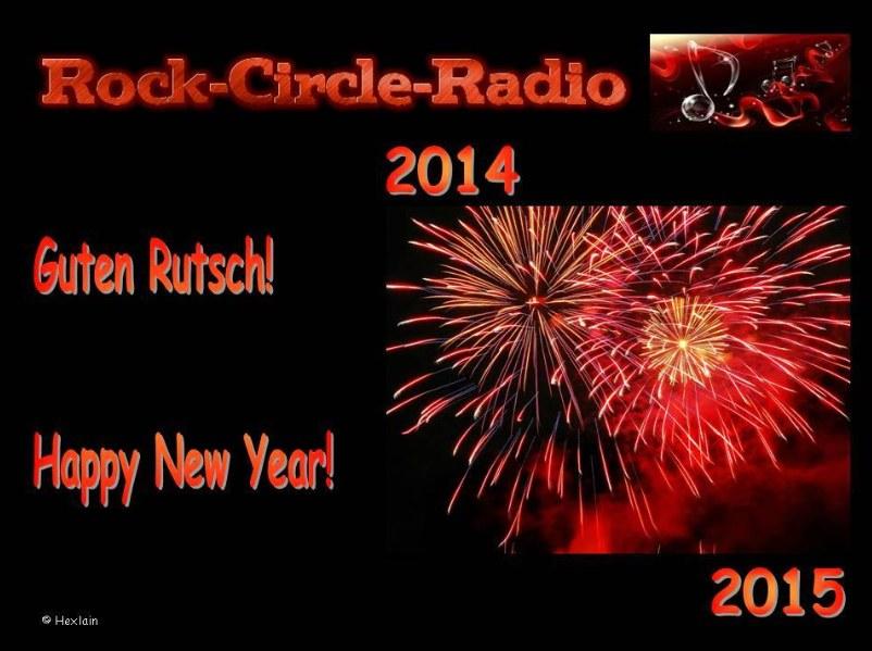 Wir wünschen einen guten Rutsch ins neue Jahr 2015 - Ankündigungen ...